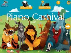 ♫♩♫♩Musical Bits and Techie Bytes♫♩♫♩: Carnival of the Animals - Piano Carnival