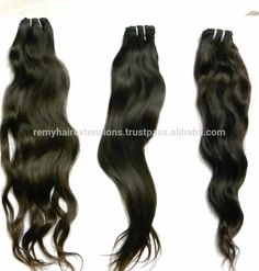 Factory wholesale cheap virgin indian hair 5a body wave human hair