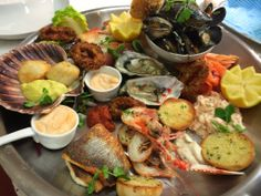 Yum Yum Yum Seafood Dish! https://www.facebook.com/106995292674774/photos/pb.106995292674774.-2207520000.1402579489./763306487043648/?type=3