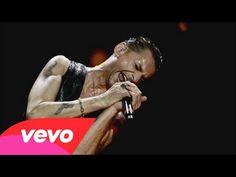 Depeche Mode - Should Be Higher (Live) - Shot by Anton Corbijn too? WOOHOO!