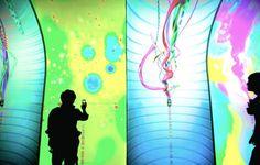 Works/ docomo palette UI ( Tokyo designers week 2011)