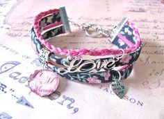 un bracelet tuto pour la fete des meres