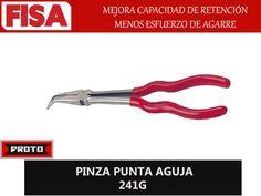 PINZA PUNTA AGUJA 241G. Mejora capacidad de retención- FERRETERIA INDUSTRIAL -FISA S.A.S Carrera 25 # 17 - 64 Teléfono: 201 05 55 www.fisa.com.co/ Twitter:@FISA_Colombia Facebook: Ferreteria Industrial FISA Colombia