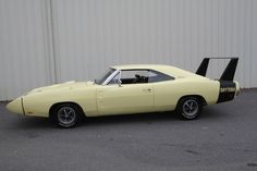 1969 Dodge Charger Daytona. Charger, Find parts for this classic beauty at http://restorationpartssource.com/store/