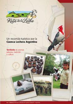 La revista de la Ruta de la Leche es la publicación gráfica oficial del 1° itinerario turístico de la Provincia de Santa Fe Argentina. Se ponen en conocimiento las actividades, su actualidad y las futuras acciones. Además se promocionan propuestas turísticas, gastrónomicas, personajes y emprendimientos. Para mayor información rutadelalechesantafe@gmail.com https://www.yumpu.com/es/document/view/4125392/revista-ruta-de-la-leche-edicion-2