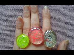 M Como hacer anillos personalizados/exclusivos con revista y gemas // DIY - YouTube