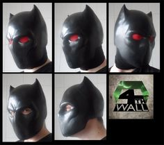 Black Panther Cowl by 4thWallDesign on deviantART