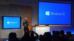 It's hard to overestimate the importance of the Windows 10 launch on 29 July. Representing Microsoft... - Microsoft