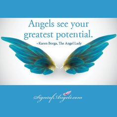 Your Angels see so much more in you. Try to see yourself as the Angels see you.