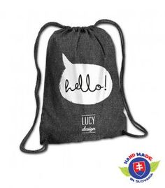 LucyPug (3) - GoTriko.sk Pugs, Youtubers, Drawstring Backpack, Backpacks, Celebrities, Handmade, Clothes, Beauty, Outfit