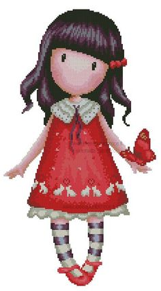 GORJUSS SCHEMA PUNTO CROCE Cross Stitch Collection, Lily, Christmas Ornaments, Holiday Decor, Anime, Victoria, Friends, Blog, Cross Stitch Embroidery