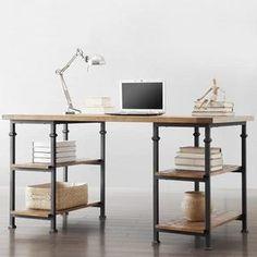 Factory Desk - #industrial #design