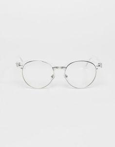 Lunettes de vue transparentes - Nouveautés - Femme - PULL&BEAR France