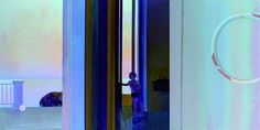 Leonardo Cremonini: Indiskrétní mlčení (1994-1996, tempera, olej)