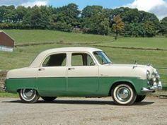 1954 Ford Zodiac MK1