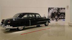 Limo Cadillac 1951 que perteneció a Peron saldra a subasta en la casa Bonhams de Londres
