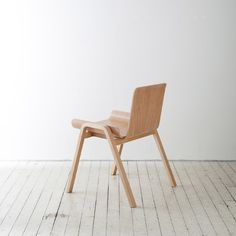 Chair designed to minimise waste.