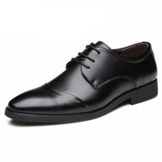 Check out BIMUDUIYU 38-47 H... today! http://www.digdu.com/products/bimuduiyu-38-47-high-quality-leather-dress-shoes-tide-pointed-england-style-business-wedding-formal-flats-black-shoes-for-men-1?utm_campaign=social_autopilot&utm_source=pin&utm_medium=pin