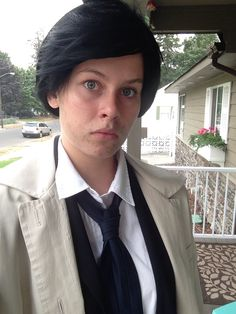 My castle cosplay from supernatural by fastbug78