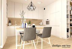 Wystrój wnętrz - Kuchnia z matowymi frontami, z kompozytowym blatem - styl Skandynawski. Projekty i aranżacje najlepszych designerów. Prawdziwe inspiracje dla każdego, dla kogo liczy się dobry gust i nieprzeciętne rozwiązania w nowoczesnym projektowaniu i dekorowaniu wnętrz. Obejrzyj zdjęcia!