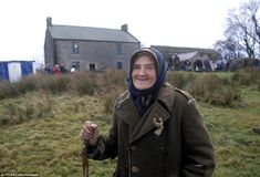 Low Birk Hatt was made famous as the home of the hardy Yorkshire farmer Hannah Hauxwell who lived at the remote property in spartan conditions, with no running water or electricity. Cigarette Brands, Weekday Quotes, Vintage Tractors, 1 August, January 2018, Yorkshire Dales, Special People, World Cultures, Famous Faces
