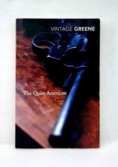 The Quiet American by Graham Greene, introduction Zadie Smith vintage paperback The Quiet American, Zadie Smith, Graham Greene, Can Opener, Ebay, Vintage, Vintage Comics