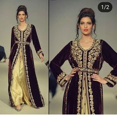 Visit the post for more. 3d Fashion, High Fashion, Traditional Gowns, Arabic Dress, Fairy Clothes, Moroccan Caftan, Red Carpet Gowns, Indian Dresses, Coats For Women