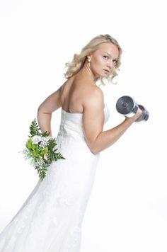 Elina Sonné - Morsiusbootcamp© Personal Trainer, One Shoulder Wedding Dress, Wedding Dresses, Products, Fashion, Bride Gowns, Wedding Gowns, Moda, La Mode