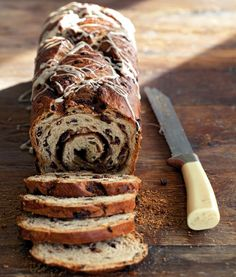 Hot cross buns are an Easter favorite, beloved and fun to make. Bakers turn them out by the hundreds this time of year! Here's a riff on the classic in loaf form, which is delicious sliced, toasted...