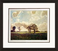 Spring Breeze 1912 - Numbered By Artist | Group Of Seven | Framed Art | Wall Decor | Art | Picture | Home Decor
