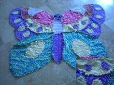 1000+ images about Rag Quilt in animal shapes on Pinterest Rag quilt, Simplicity patterns and ...