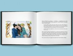 11stories wedding book featured on Delightfully Engaged