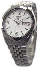 Seiko 5 (Seiko Five) Men' s Automatic Watch # SNK131 SNK131K1. Please visit us at the following URL: http://www.bodying.com/seiko-5-men-snk131k1/watches/437