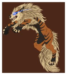 Arcanine, love this pokemon