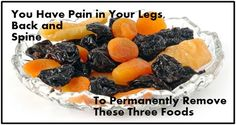Naturally Permanently Remove the Pain in the Spine, Back and Legs