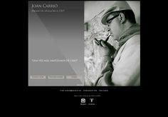 Fotografia i reproduccions : neus_fafa  web del Artista: www.joancarrio.com  Photography and reproductions: neus_fafa web of the Artist: www.joancarrio.com