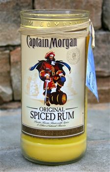Repurposed Captain Morgan