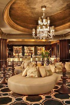the tap room at the langham huntington hotel pasadena california