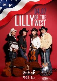 Имало едно време на Запад Кънтри и уестърн парти с Lilly of the West