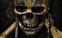 First Pirates of the Caribbean: Dead Men Tell No Tales Teaser Today!