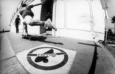 Steve Rocco Santa Monica SA skateboarder