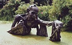 creepy statues around the world   Haunting Statues From Around the World