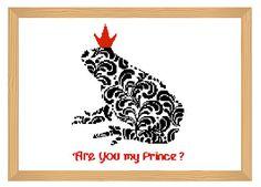frog cross stitch pattern silhouette cross by ILoveMyDesigns