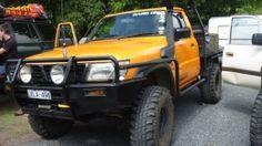 2001 Nissan Patrol GU DX Coil Cab by bunney88 http://www.4x4builds.net/2001-nissan-patrol-gu-dx-coil-cab-build-by-bunney88