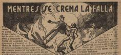 El Fallero : periòdic festero, buñolero y sandunquero: Anyo 1924, N. 4