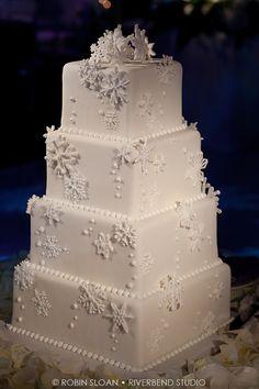 Take the Cake: A Wedding Cake Gallery