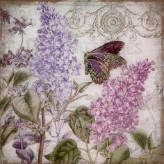 Şeker Tadında Hayaller: Dekupaj Desenleri - Çiçeklerrrr :)