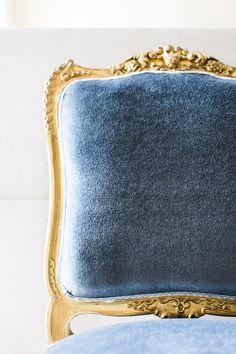 The Interior BLUES | ZsaZsa Bellagio - Like No Other