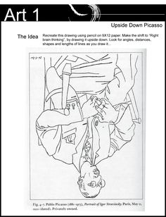 sketchbook activity - observational drawing - perceptions-upside_down_picasso.png (1179×1540)