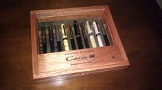 Looky what I'm getting to store my pens!